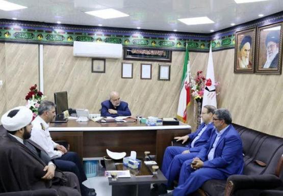 جنگل کاری ۱۸۰ هکتار از اراضی استان خوزستان توسط بانک مهر اقتصاد اقدام ارزنده ای است