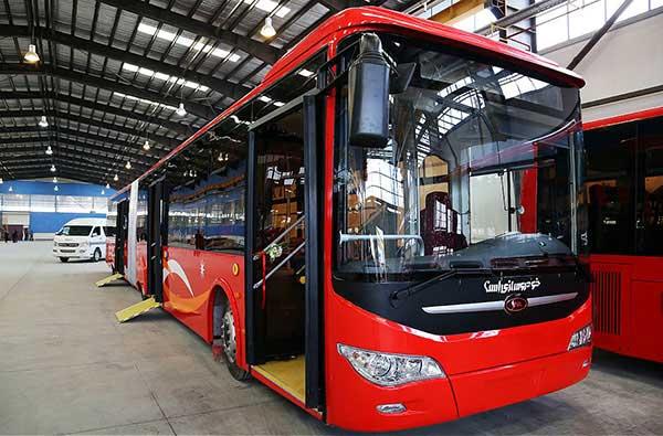 برنامه شهرداری قم برای خرید ۵۰ اتوبوس درون شهری