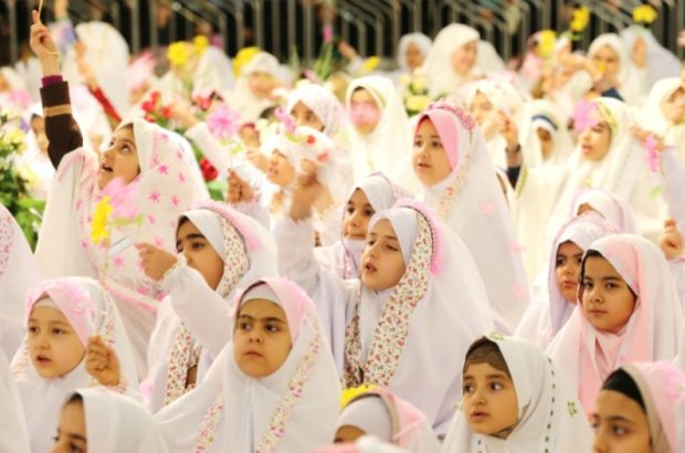 ۱۷ هزار دانش آموز قمی سن تکلیف خود را جشن می گیرند