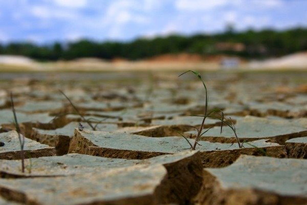 کاهش ۵۷درصدی بارندگی در قم/ تالابها و رودخانهها خشک شدند
