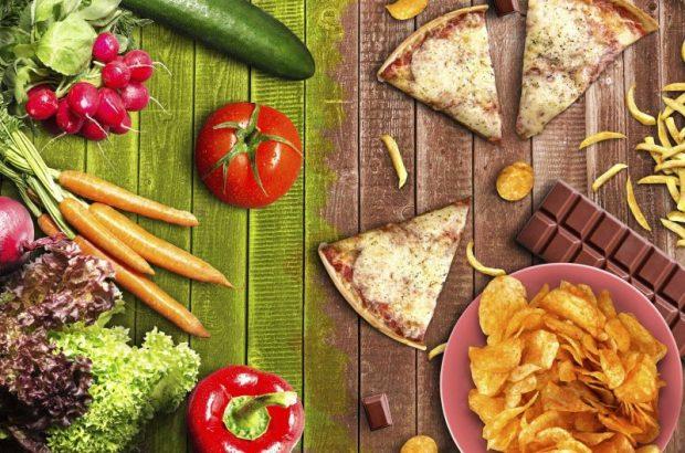 پنج نکته اصلی درباره رژیم غذایی سالم