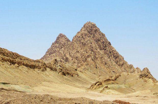 تبدیل کوه دوبرادران قم به ژئوپارک فسیلی بررسی میشود