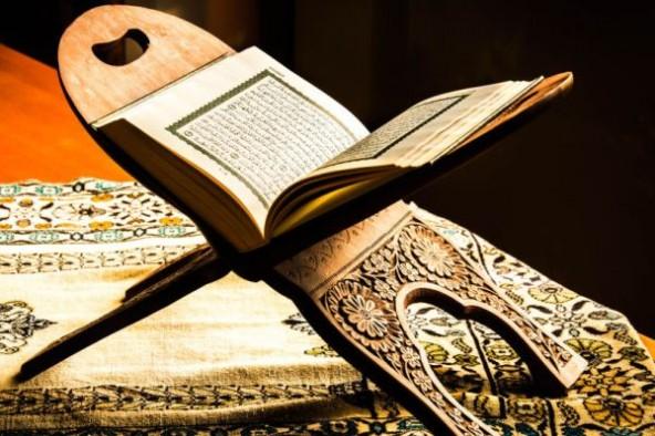 برگزاری محفل انس با قرآن ویژه نوجوانان در پنج بوستان قم