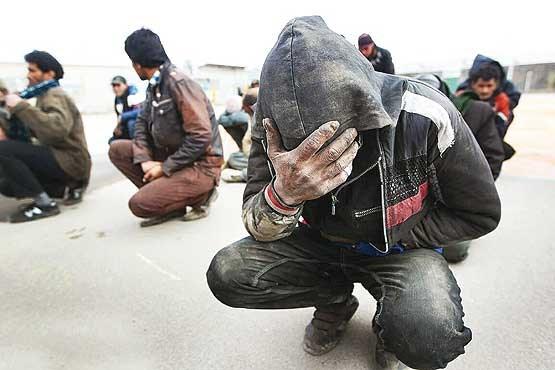 اجرای طرح قدر در قم با دستگیری ۵ سارق و ۱۳ معتاد متجاهر