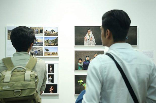 نمایشگاه عکس سال مطبوعاتی ایران در قم برگزار می شود