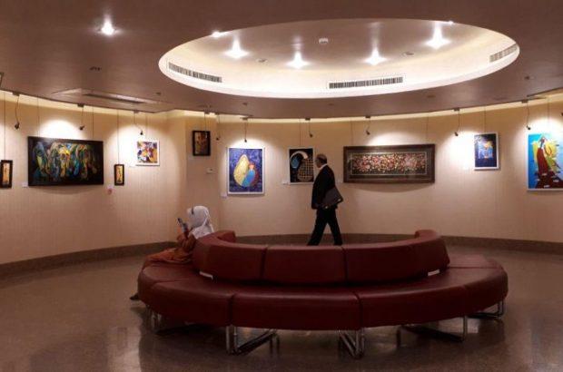 نخستین نمایشگاه گروهی «ارغوان» برپا شد