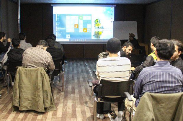 ورکشاپ بررسی راهکارهای ادیت سریع عکس در قم برگزار شد