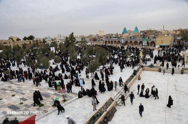 ممانعت از حضور مردم در آرامستانها در پنجشنبه آخر سال