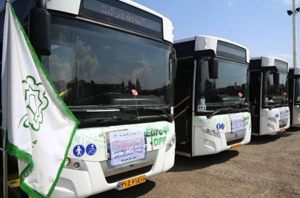 ۱۱۰ دستگاه اتوبوس جدید از مهرماه وارد چرخه اتوبوسرانی قم میشود