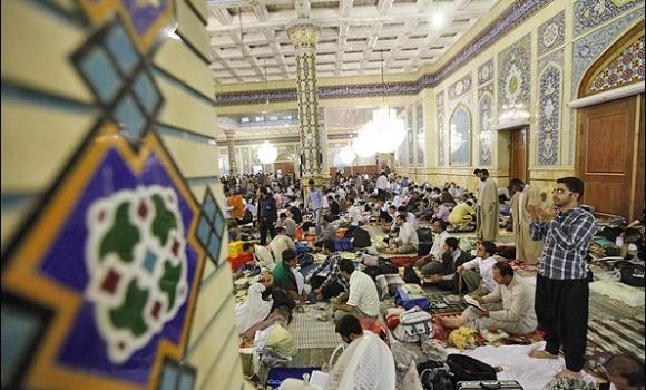 آغاز ثبتنام اعتکاف در مسجد مقدس جمکران
