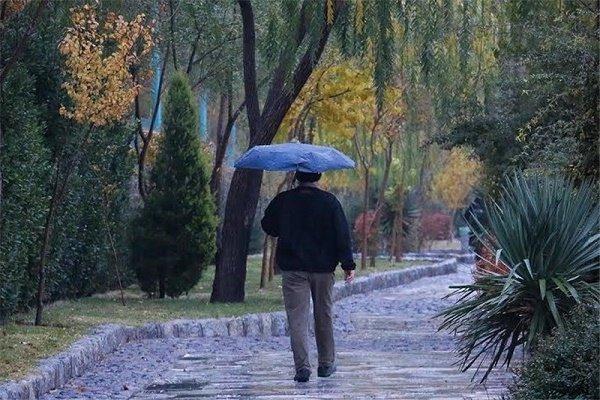 ۵۰ میلی متر باران در شهر قم بارید