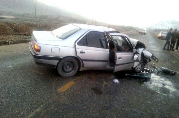تصادف خودروی پژو با کامیون در قم چهار کشته برجای گذاشت