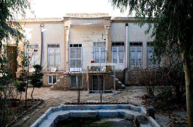 خانههای تاریخی آیت الله گلپایگانی و مولوی در قم به ثبت ملی رسید