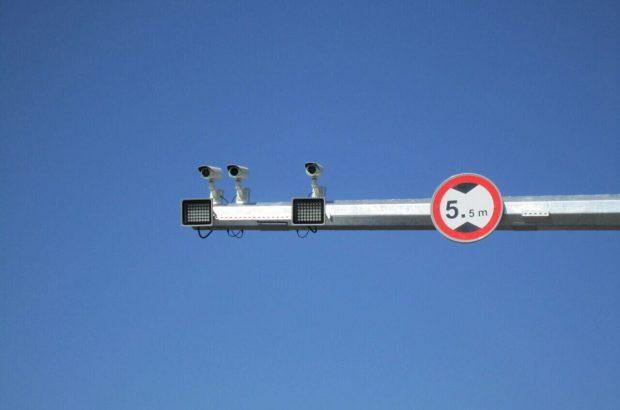 نصب و راه اندازی دوربینهای ثبت تخلف سرعت در ۱۸ نقطه شهر