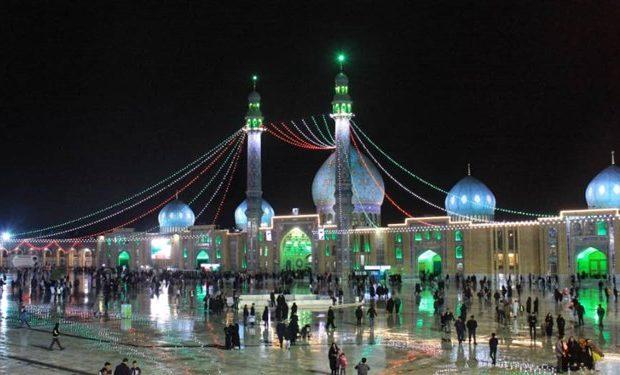 اسکان ۸۶ هزار زائر در مسجد مقدس جمکران