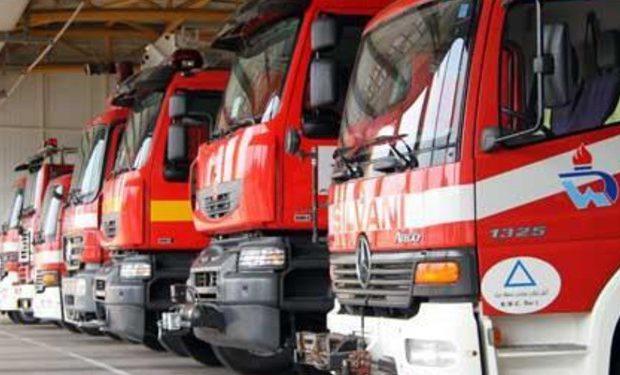 گلایه از تماسهای غیرضروری با آتشنشانی قم