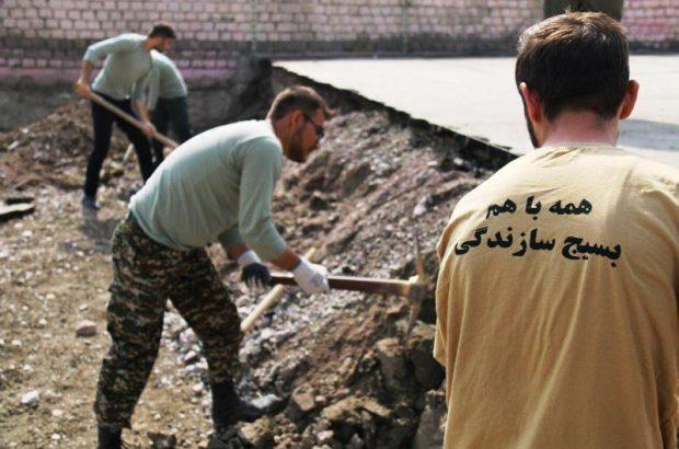 ۱۵۰ گروه جهادی قم برای اعزام به لرستان فراخوان شدند
