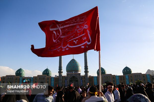 اجتماع بزرگ مهدی یاوران از ۱۰۰ کشور جهان در مسجد مقدس جمکران برگزار شد