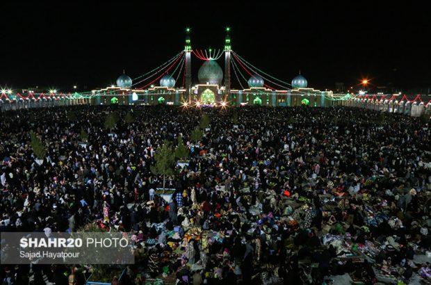 تجدید عهد منتظران با امام زمان(عج) در شب نهم ربیع الأول