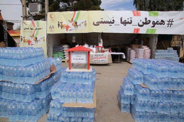 هفتمین محموله کمکهای مردم قم به مناطق سیلزده اعزام شد
