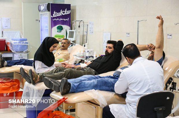 کاهش ۶ درصدی مراجعه برای اهدای خون در قم