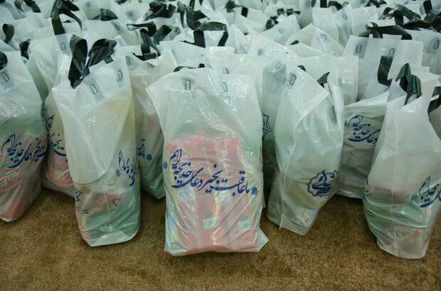 ارسال بیش از ۳۵۰۰ سبد کالا از قم به مناطق سیلزده کشور