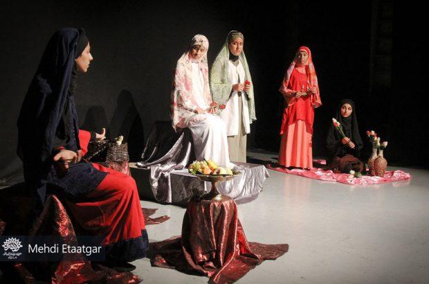ده نمایش از بچههای مسجد قم به روی صحنه رفت
