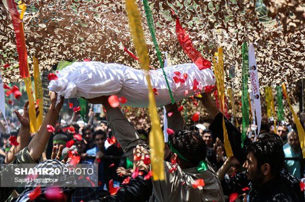 ۱۲۹۳ شهید بینالملل در قم مدفون هستند/ دعوت از هنرمندان برای تولید آثار ماندگار در خصوص شهدای قم