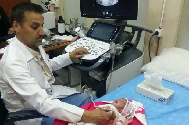آغاز به کار کلینیک قلب و عروق درمانگاه آستان حضرت معصومه(س)
