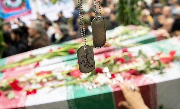 قم میزبان شش شهید گمنام میشود