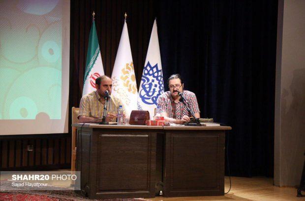 چهلوچهارمین محفل طنز قمپز برگزار شد