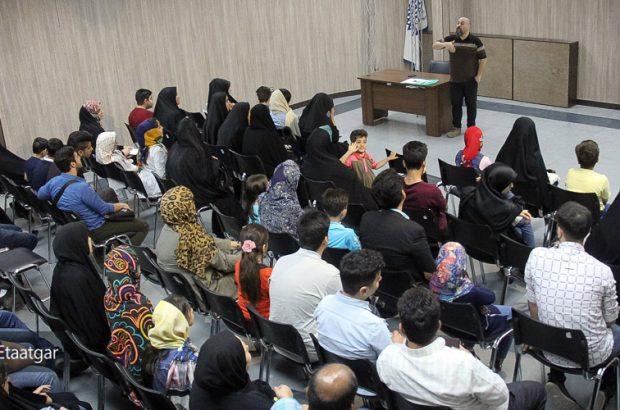 کارگاه بازیگری کودک و نوجوان حوزه هنری قم برگزار میشود