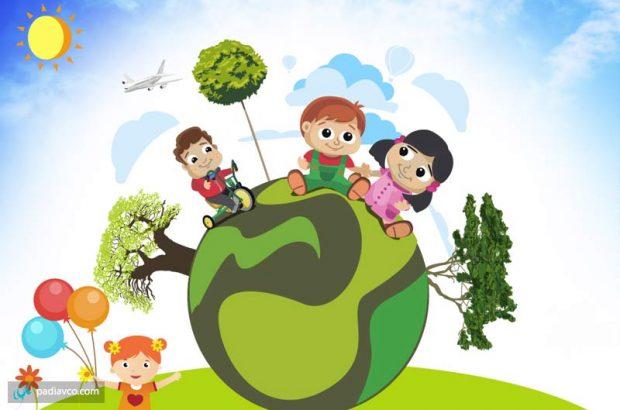 همایش «کودک و محیط زیست» در قم برگزار شد
