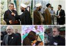 چهرههای مشهوری که خادم حضرت معصومه(س) شدند+تصاویر