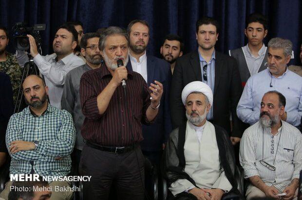 نقش بازجوی امنیتی را به نمایندگی از ملت ایران بازی کردم