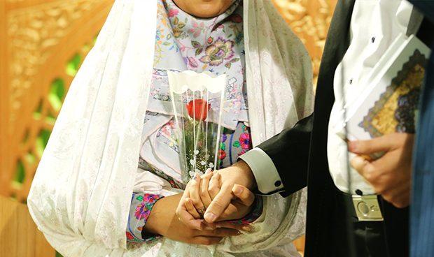 برپایی ۲۰۰ مراسم عقد در حرم حضرت معصومه(س)