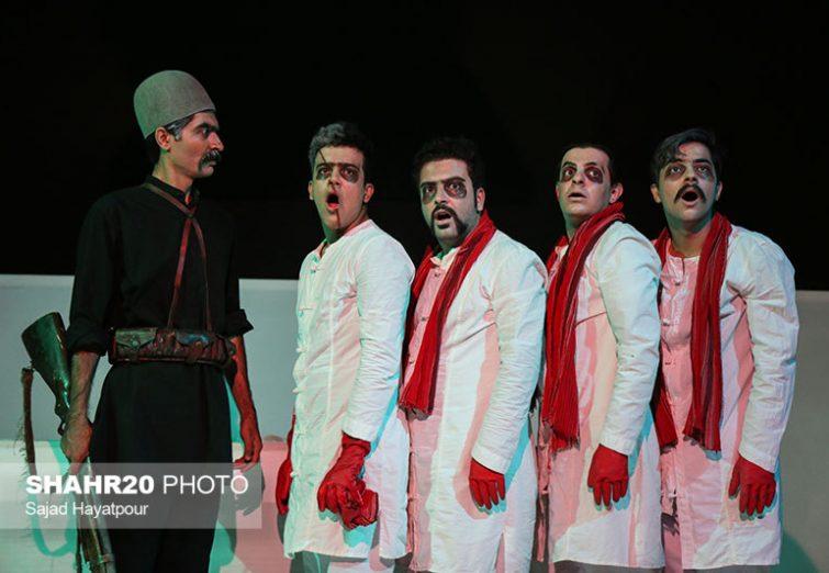 تصاویر نمایش «غسال خان»