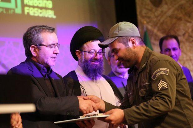 ۷۷ برگزیده نهمین جشنواره کتابخوانی رضوی در قم تجلیل شدند