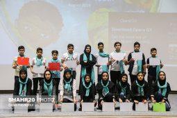 در حاشیه سومین روز جشنواره فیلمهای کودک و نوجوان در قم