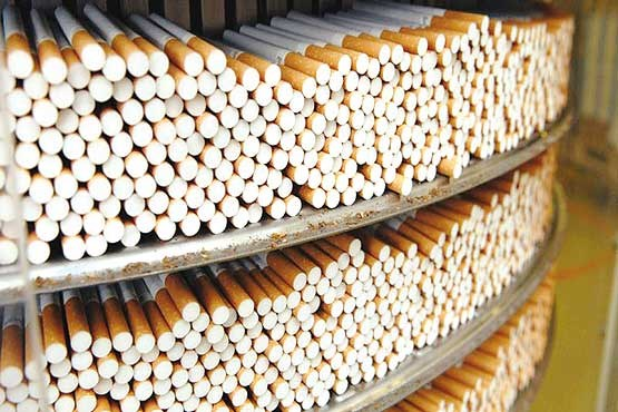 کشف ۱۲۱ هزار و ۳۰۰ نخ سیگار قاچاق در قم