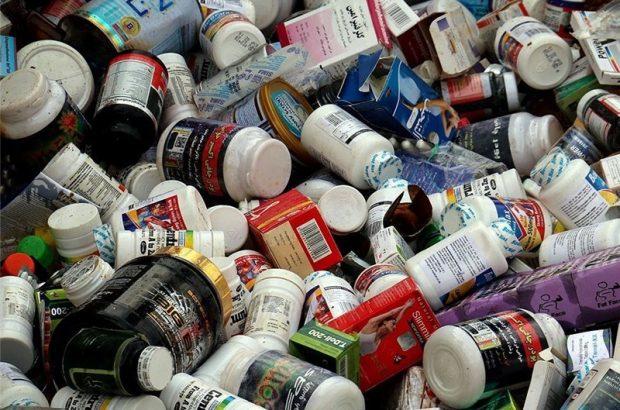 انبار ۸ تن داروی غیرمجاز طب سنتی در قم کشف شد