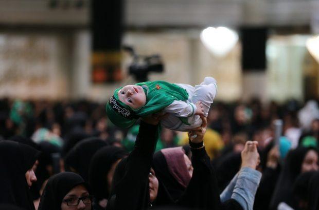 همایش شیرخوارگان حسینی در آستان امامزاده ابراهیم(ع) قم برگزار میشود