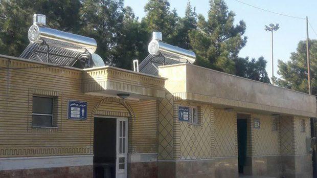 خرید ۱۵ دستگاه آبگرمکن خورشیدی جهت نصب در بوستانهای سطح شهر