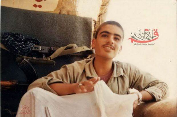روزشمار شهدا| جاروکش ۱۳ ساله کمیته انقلاب