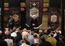 مراسم عزاداری دهه دوم صفر در عمود ۱۰۸۰ برگزار میشود