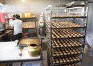 پخت ۶۳ هزار کیک در عمود ۱۰۸۰/ توزیع بیش از ۵۶هزار قرص نان میان زائران