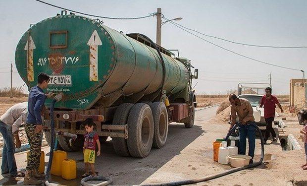 ۱۳ روستای قم آب آشامیدنی ندارد