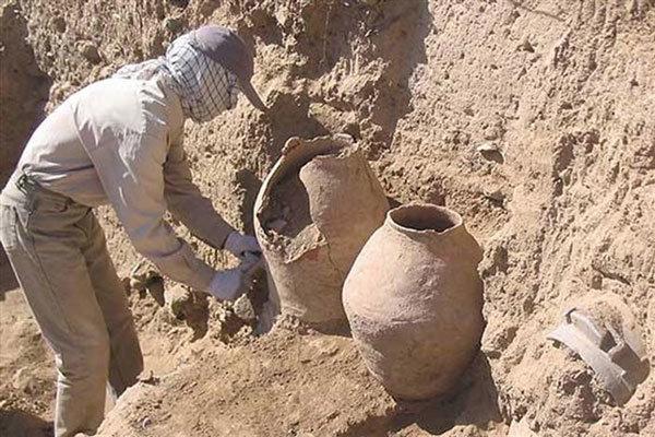 دستگیری حفاران غیر مجاز آثار تاریخی در قم