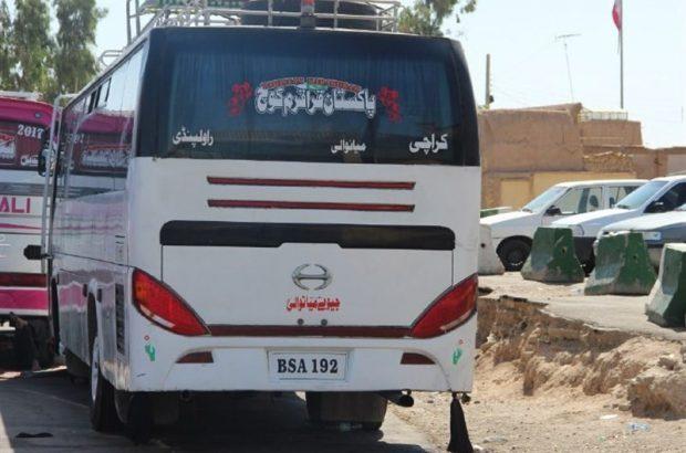 ورود اتوبوسهای بینشهری به قم ممنوع است/ استقرار اتوبوسهای پاکستانی در سطح شهر حسب دستور مدیریت استان بود