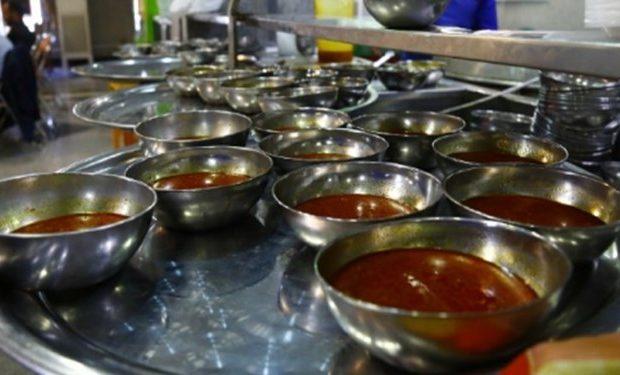 اطعام بیش از ۴۵۰ هزار زائر در مسجد مقدس جمکران